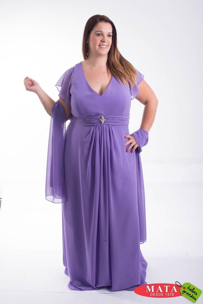 0e3fa15c Vestido mujer tallas grandes 19839 - Ropa mujer tallas grandes ...