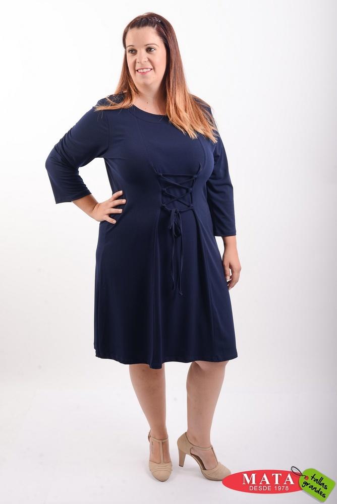 Vestido mujer tallas grandes 20550