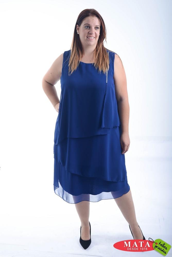 5a19a6a65 Vestido mujer tallas grandes 20774 - Ropa mujer tallas grandes ...