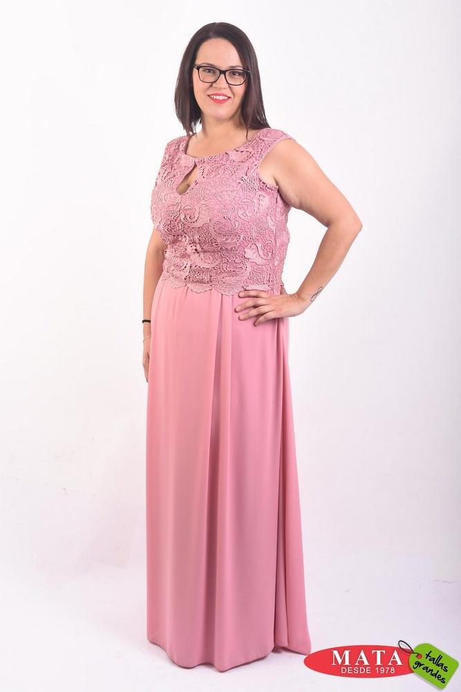 Vestido mujer tallas grandes 21618