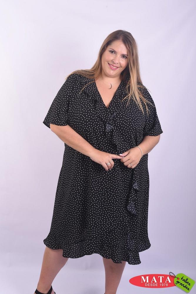 Vestido mujer tallas grandes 22827