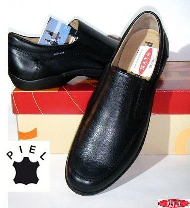 Zapato hombre negro 16732