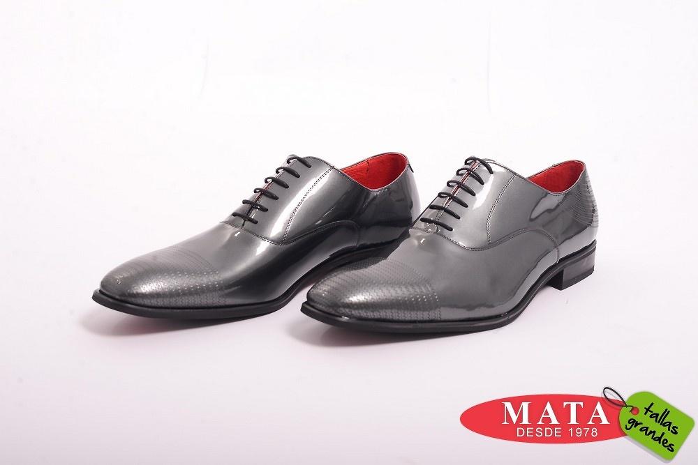 Zapato hombre tallas grandes 21347