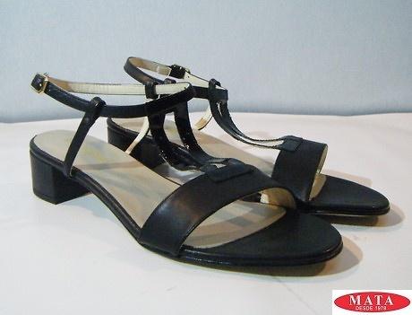 Zapato negro 18880