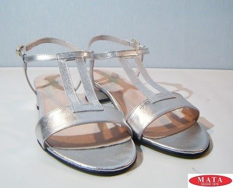 Zapato plata 18880