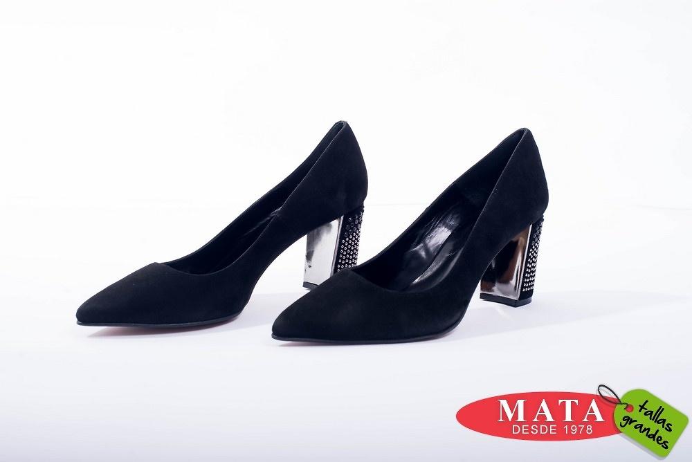 08a01971 Zapato mujer tallas grandes 20754 - Zapatos tallas grandes, Zapatos ...