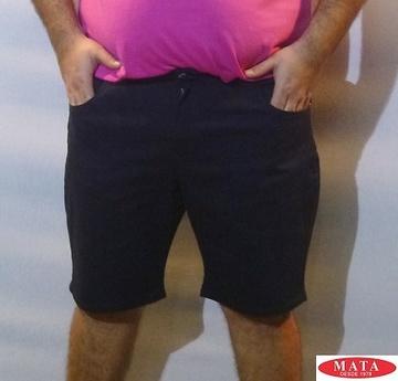 Bermuda hombre tallas grandes 18572