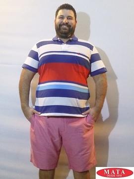 Bermuda hombre tallas grandes 18573