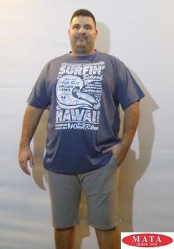 Bermuda hombre tallas grandes 18768