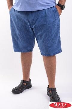 Bermuda hombre tallas grandes 20358
