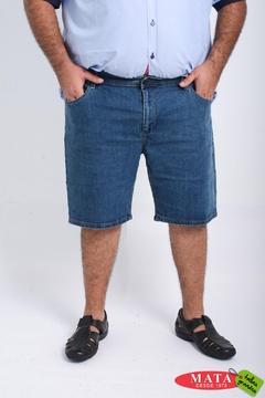 Bermuda hombre tallas grandes 21023