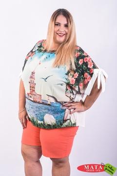 Bermuda mujer diversos colores 23694