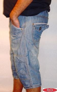 Bermuda tallas grandes hombre 12546
