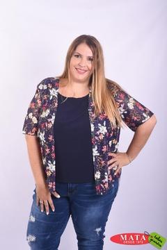 Blusa Chaqueta mujer 22860