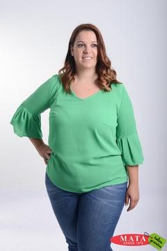 Blusa mujer diversos colores 21383