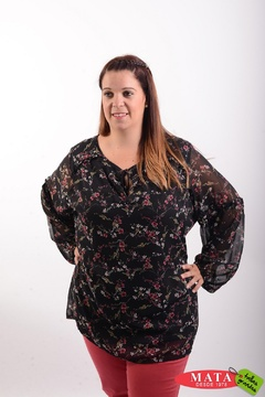 Blusa mujer tallas grandes 20536