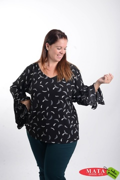 Blusa mujer tallas grandes 20643