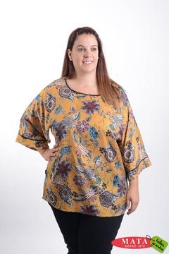 Blusa mujer tallas grandes 20668