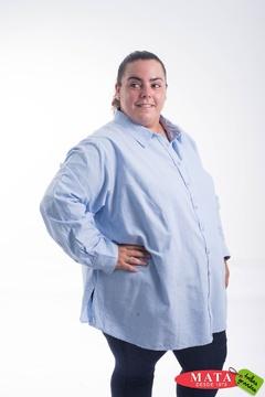 Blusa mujer tallas grandes 20699