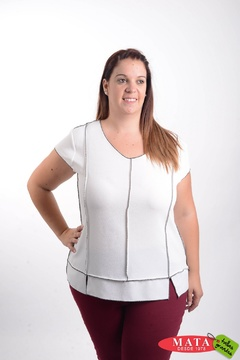 Blusa mujer tallas grandes 20742