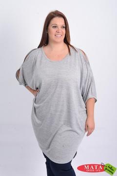 Blusa mujer tallas grandes 20951