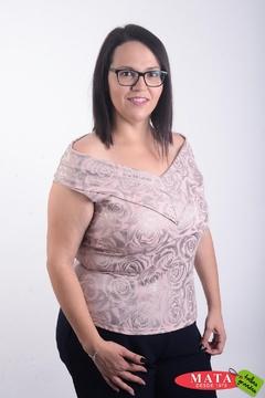 Blusa mujer tallas grandes 22534