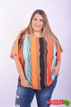 Blusa mujer tallas grandes 22813