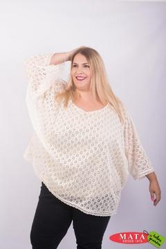 Blusa mujer tallas grandes 23579
