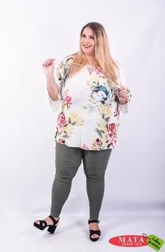 Blusa mujer tallas grandes 23721