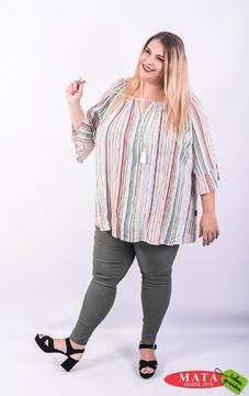 Blusa mujer tallas grandes 23740