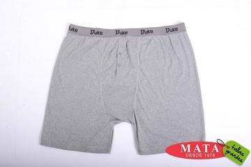 Boxer hombre gris 10076