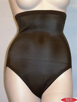 Braga faja mujer negro 09088
