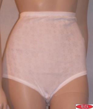 Braga mujer blanco 09368