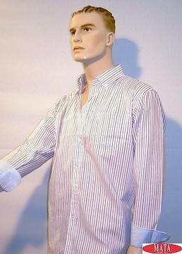 Camisa hombre marino 09777