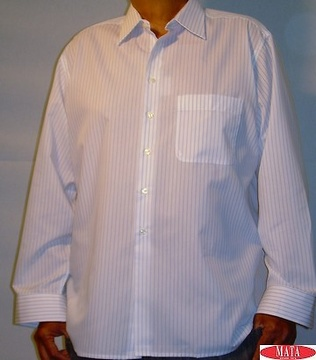 Camisa hombre tallas grandes 01759