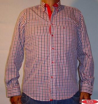 Camisa hombre tallas grandes 11220
