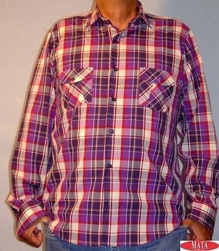 Camisa hombre tallas grandes 11464