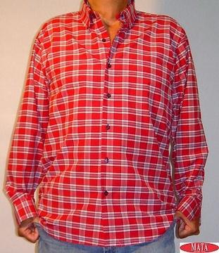 Camisa hombre tallas grandes 11466