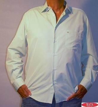 Camisa hombre tallas grandes 11596