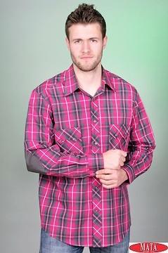 Camisa hombre tallas grandes 13378