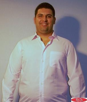 Camisa hombre tallas grandes 13543