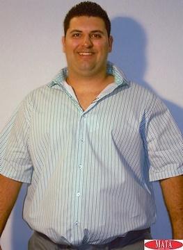 Camisa hombre tallas grandes 13896