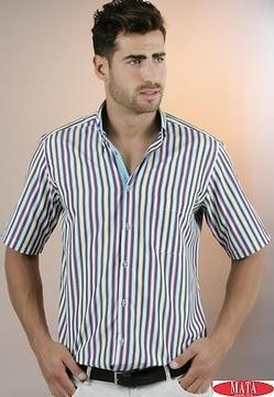 Camisa hombre tallas grandes 14072