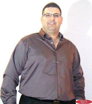 Camisa hombre tallas grandes 15010