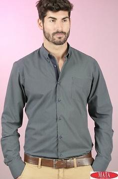 Camisa hombre tallas grandes 16544