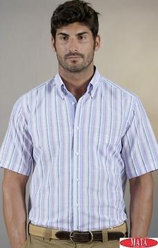 Camisa hombre tallas grandes 16736