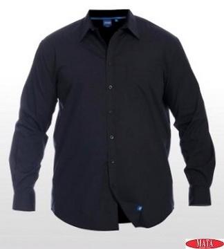 Camisa hombre tallas grandes 17152
