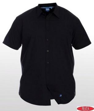 Camisa hombre tallas grandes 17154