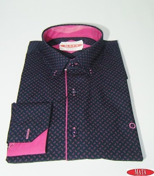 Camisa hombre tallas grandes 17612