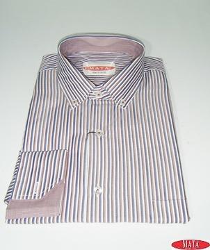 Camisa hombre tallas grandes 17618